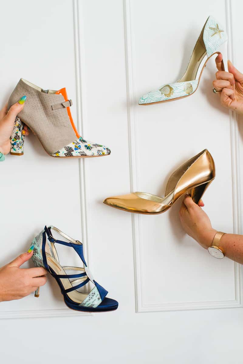 WANT TO DESIGN YOUR OWN WEDDING SHOES? WELL YOU CAN WITH UPPER STREET!  | Bespoke-Bride: Wedding Blog