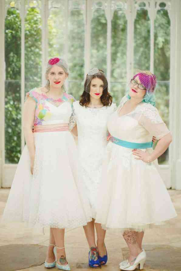 Announcing the new Crown & Glory and Rock n Roll Bride Veil collection (13)