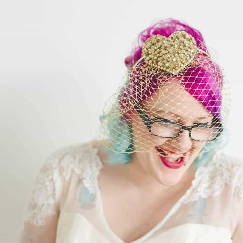 Announcing the new Crown & Glory and Rock n Roll Bride Veil collection (4)