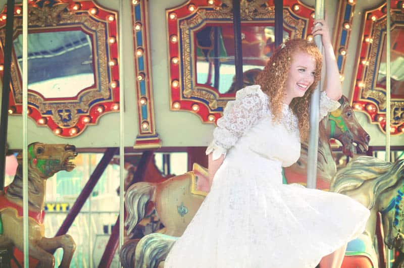 Colourful retro carnival wedding styled shoot (15)