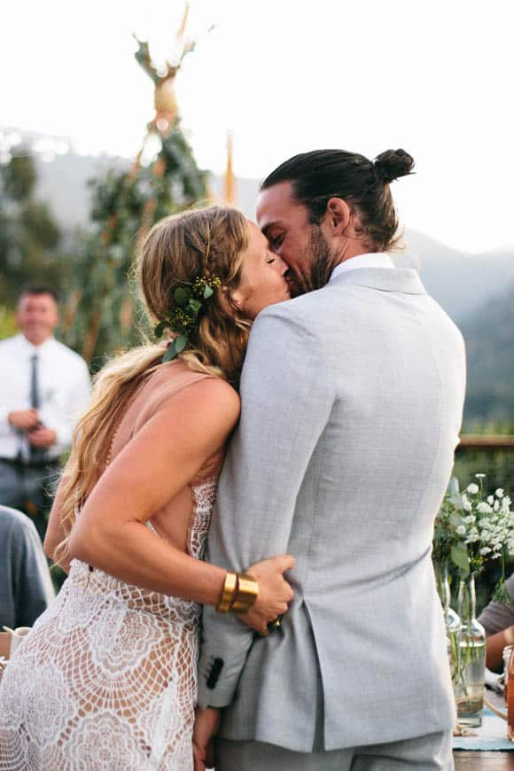 Wedding Day Man Bun 4