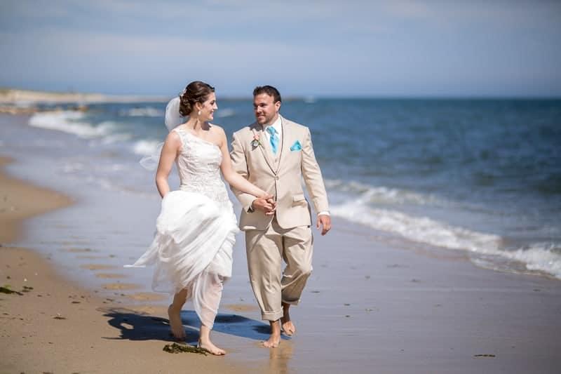 A COLOURFUL CAPE COD WEDDING ON THE BEACH (12)