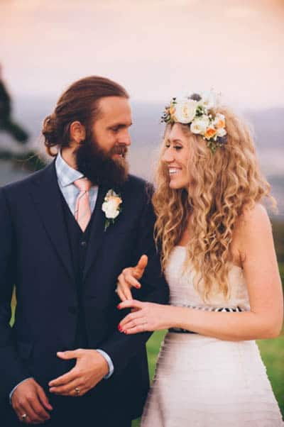 Groom With with Man buns