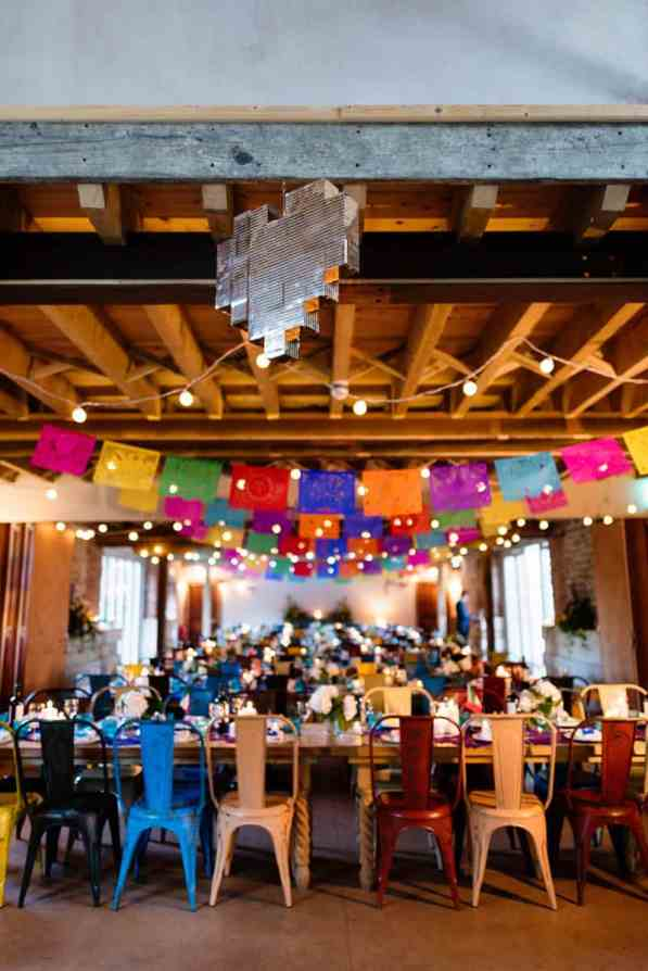 MEXICAN INSPIRED WEDDING WITH DIY PAPEL PICADO (17)