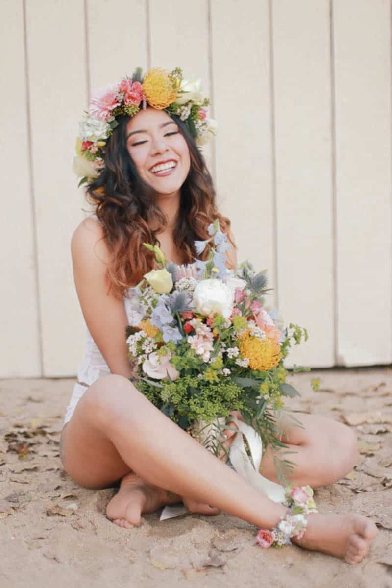 WHY ELOPING IS BETTER THAN A WEDDING - STYLED INTIMATE BOHEMIAN ELOPEMENT (8)