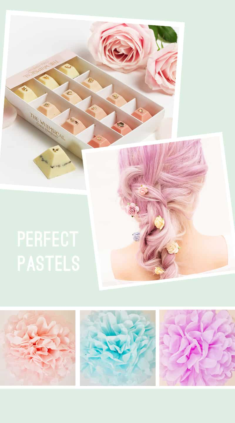 Pastel Wedding Inspiration 1