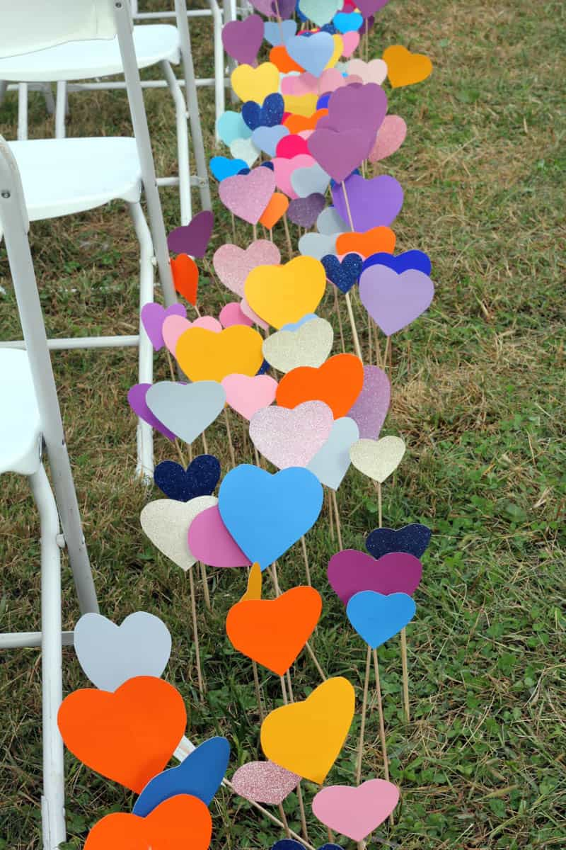 Whimsical Colourful DIY Wedding with local suppliers (7)
