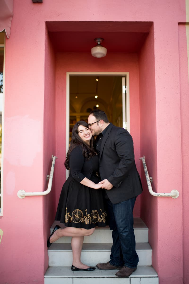 COMIC BOOK STORE ENGAGEMENT SESSION | Bespoke-Bride: Wedding Blog
