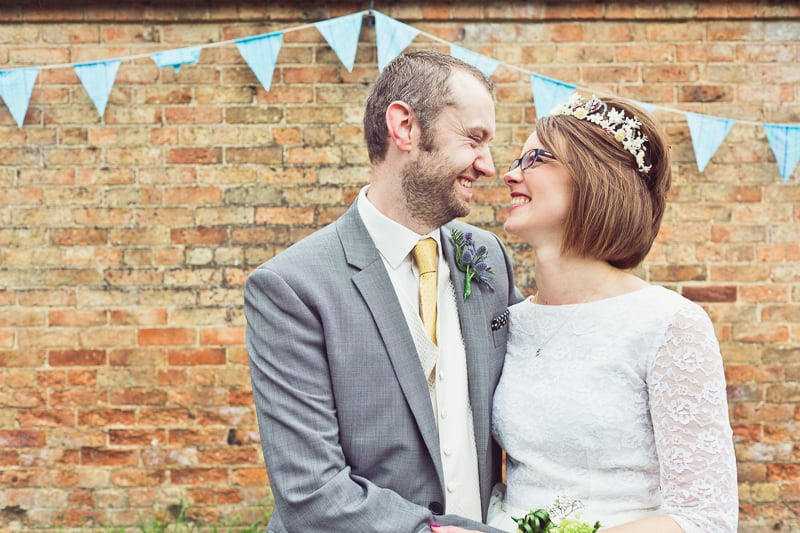 THIS CUTE DIY WEDDING IN A VILLAGE HALL IS EVERY CRAFTER'S DREAM! (35)