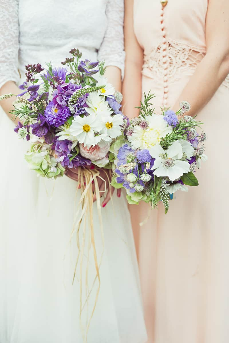 THIS CUTE DIY WEDDING IN A VILLAGE HALL IS EVERY CRAFTER'S DREAM! (39)
