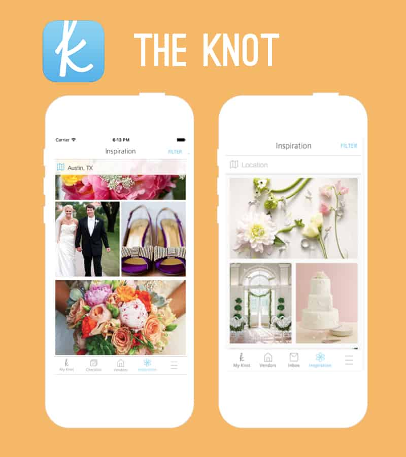 The Knot Wedding App New