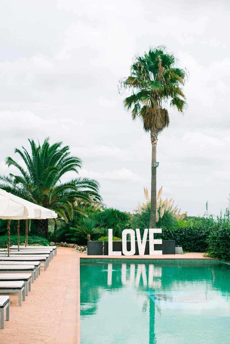 CITRUS THEMED WEDDING IN IBIZA | Bespoke-Bride: Wedding Blog