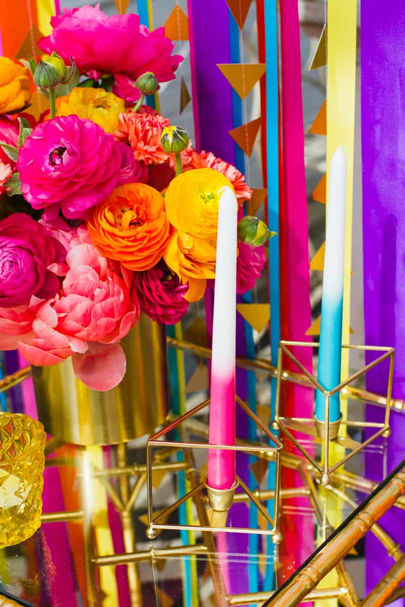 Not On The High Street Wedding Event Bespoke Bride-9