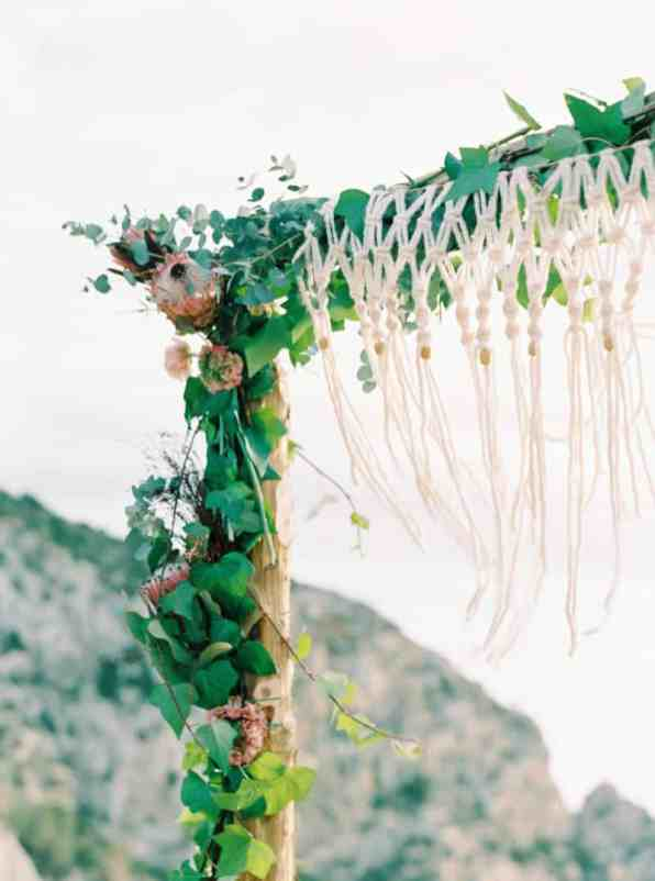 STYLED INSPIRATION AZTEC BOHO CACTUS WEDDING SHOOT IN ES VEDRA IBIZA (31)