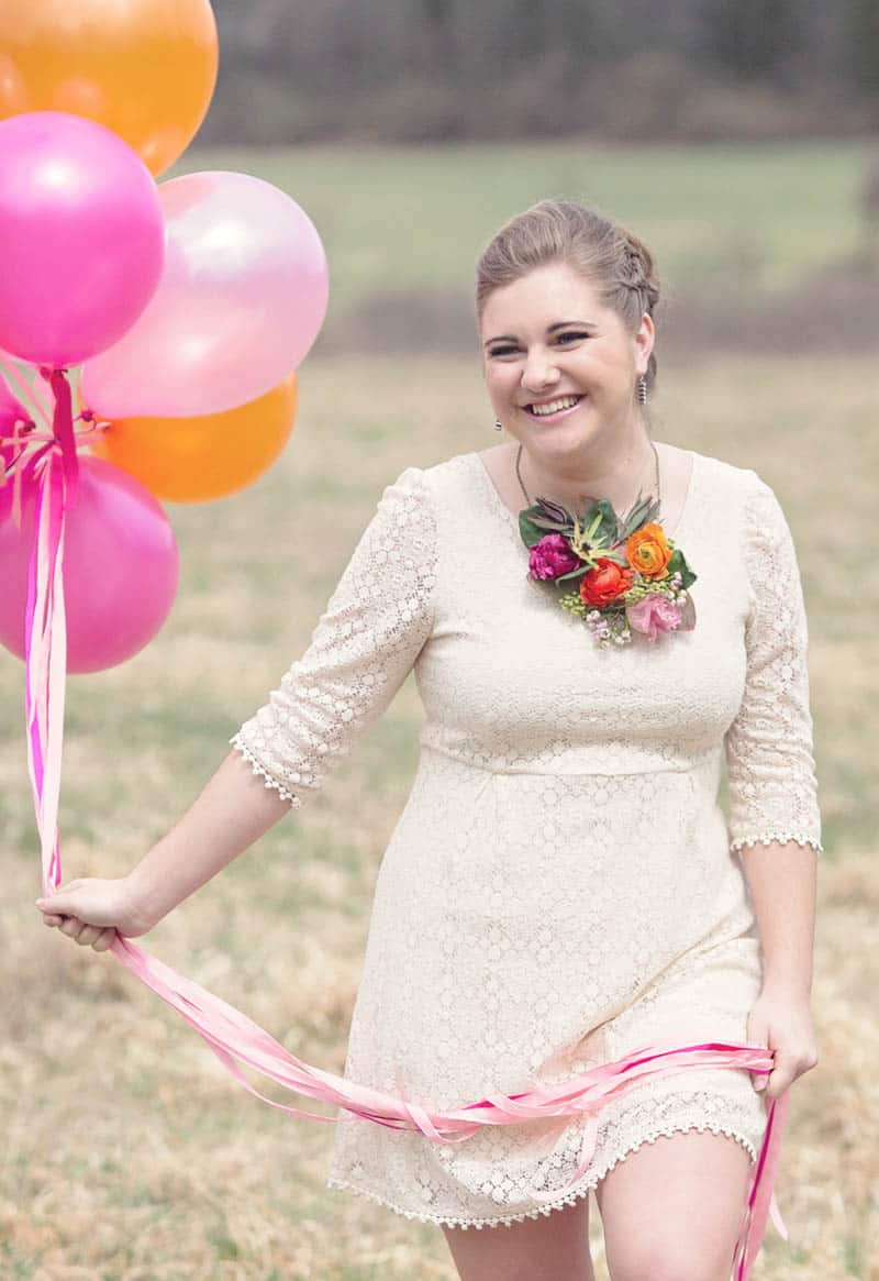 A UNIQUE VIBRANT, COLOURFUL & MODERN BRIDAL SHOWER (23)