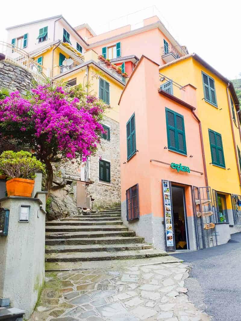 Cinque Terre Travel Guide Train Hiking Italy Information Advice Reccomendation Colourful_-65