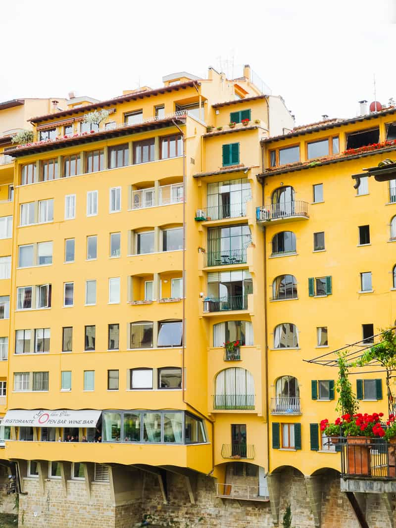 Florence Travel Guide Italy getting there parking walking where to eat what to do see tips-10