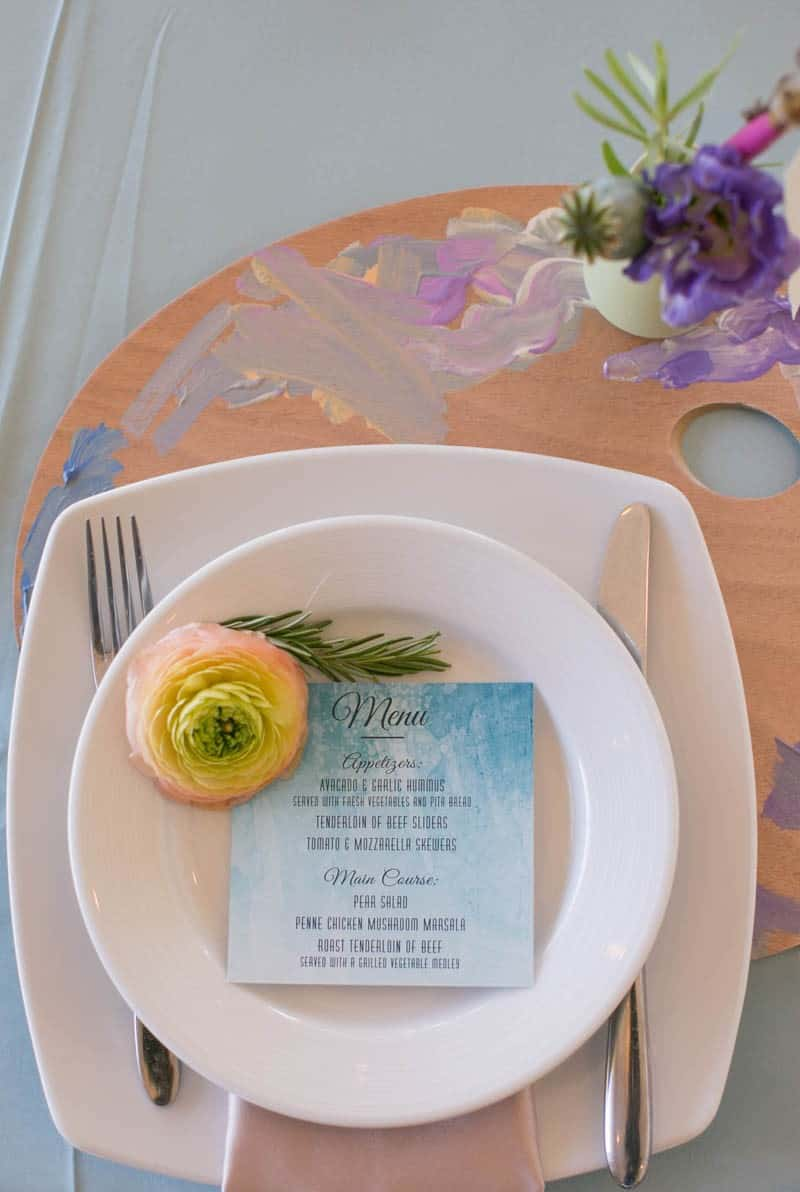 ARTIST WATERCOLOR WEDDING IDEAS (10)