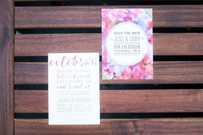 HANDMADE COLORFUL INTIMATE WEDDING IN A COFFEE SHOP (13)