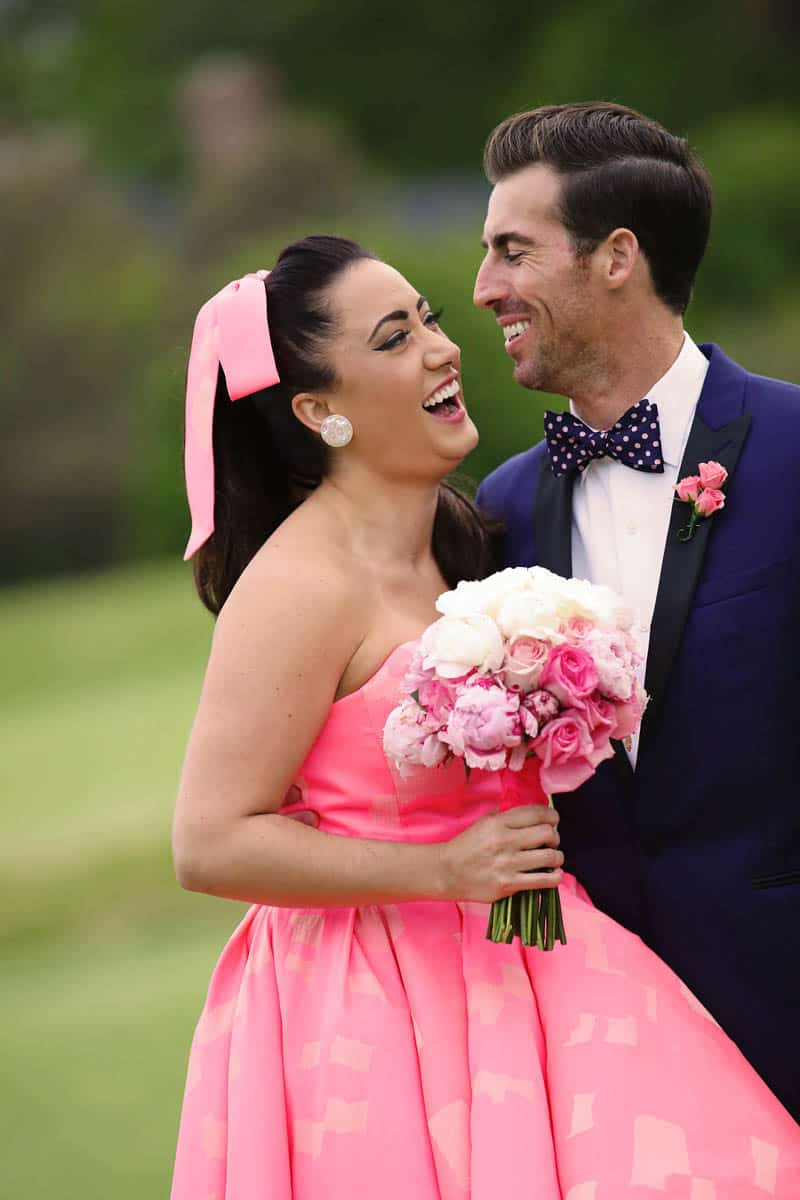 A FUN FLAMINGO EXTRAVAGANZA WEDDING WITH INFLUENCE FROM KATY PERRY AND GRAY MALIN (12)