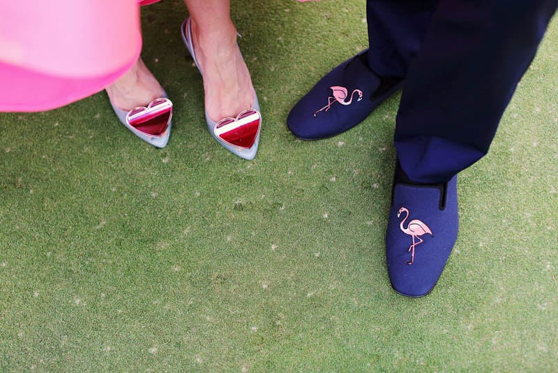 A FUN FLAMINGO EXTRAVAGANZA WEDDING WITH INFLUENCE FROM KATY PERRY AND GRAY MALIN (13)