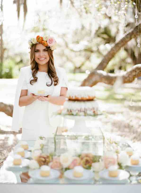 FLORAL SPRING BRIDAL SHOWER IDEAS (23)