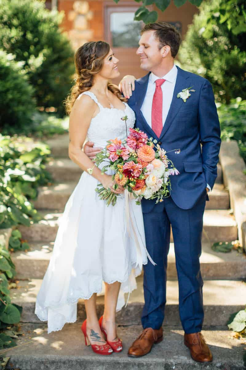 INTIMATE DIY HANDCRAFTED WEDDING IN A BREWERY (18)