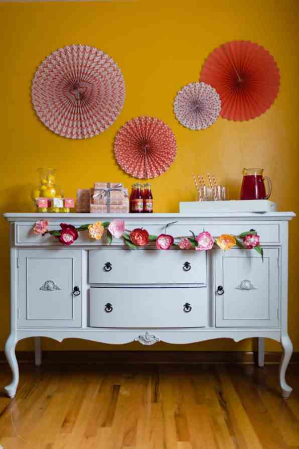 fun-colourful-yellow-coral-peach-wedding-and-bridal-shower-ideas-1