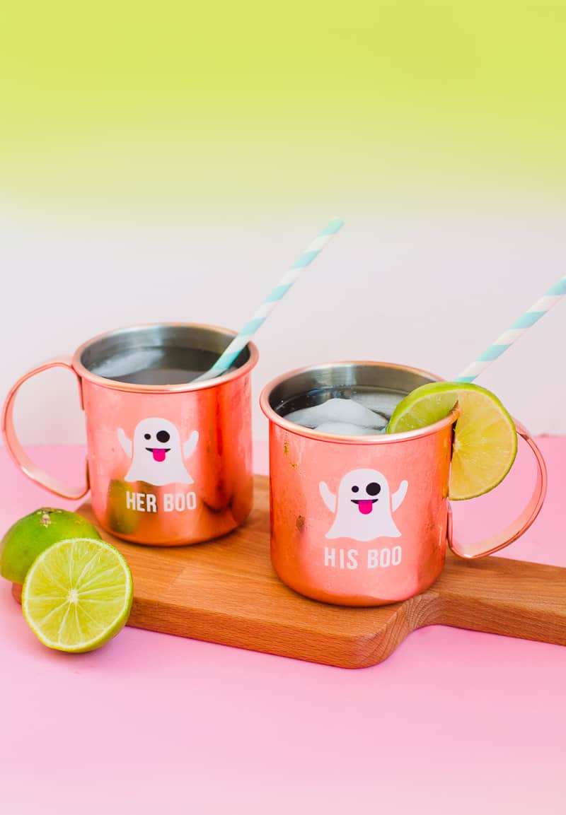 ghost-emoji-halloween-glasses-mugs-his-boo-her-boo-diy-decorations-cocktails-fall-modern-12