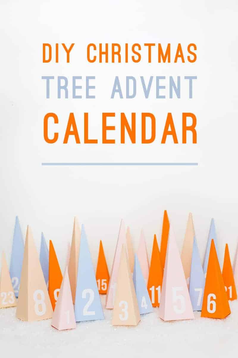 diy-advent-calendar-christmas-tree-pyramid-modern-colourful-handmade-cricut-card-sweets-candy-chocolate-main