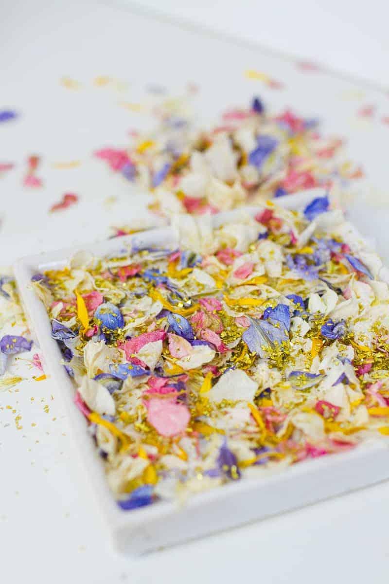 diy-confetti-tray-natural-petal-colourful-shropshire-petals-gift-tutorial-glitter-2