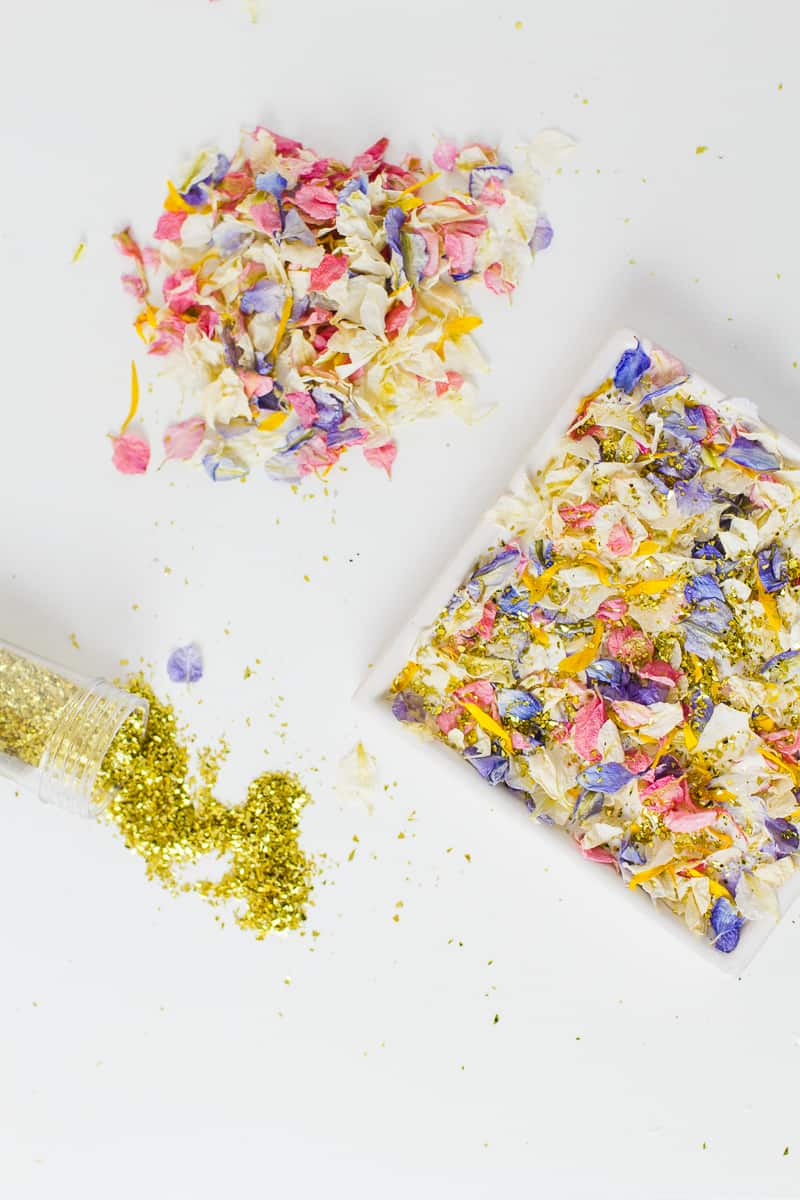 diy-confetti-tray-natural-petal-colourful-shropshire-petals-gift-tutorial-glitter-3