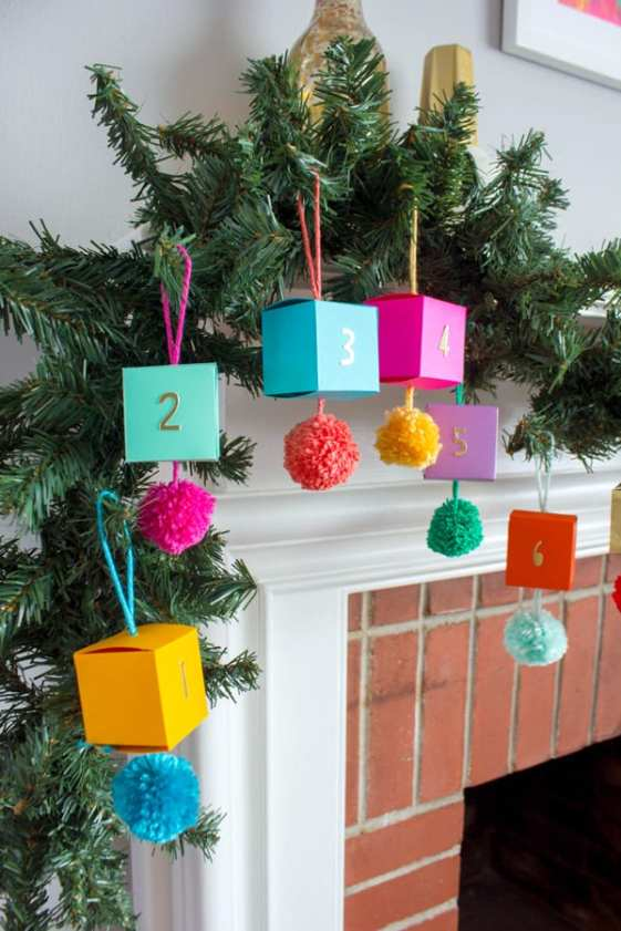 diy-paper-ornament-advent-calendar