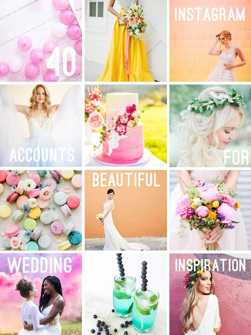 40-instagram-accounts-to-follow-for-wedding-day-inspiration