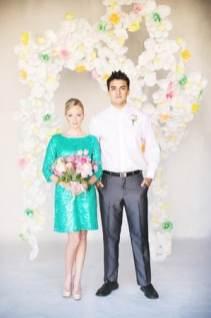 best-paper-flower-tutorials-for-your-wedding-paper-flower-arch-bespoke-bride-wedding-blog