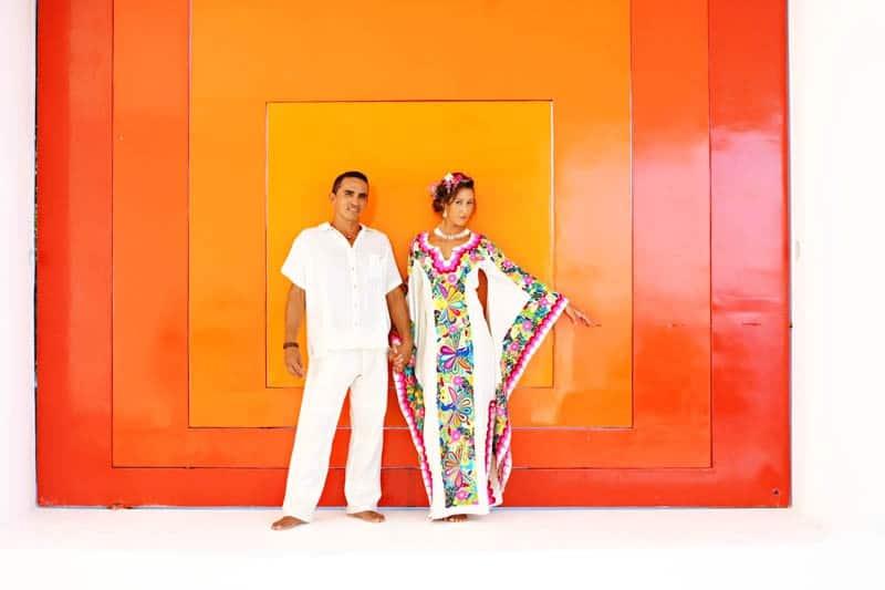MYSTICAL VIBRANT WEDDING IDEAS IN SAYLUTIA MEXICO (14)