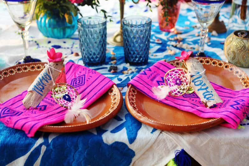 MYSTICAL VIBRANT WEDDING IDEAS IN SAYLUTIA MEXICO (29)