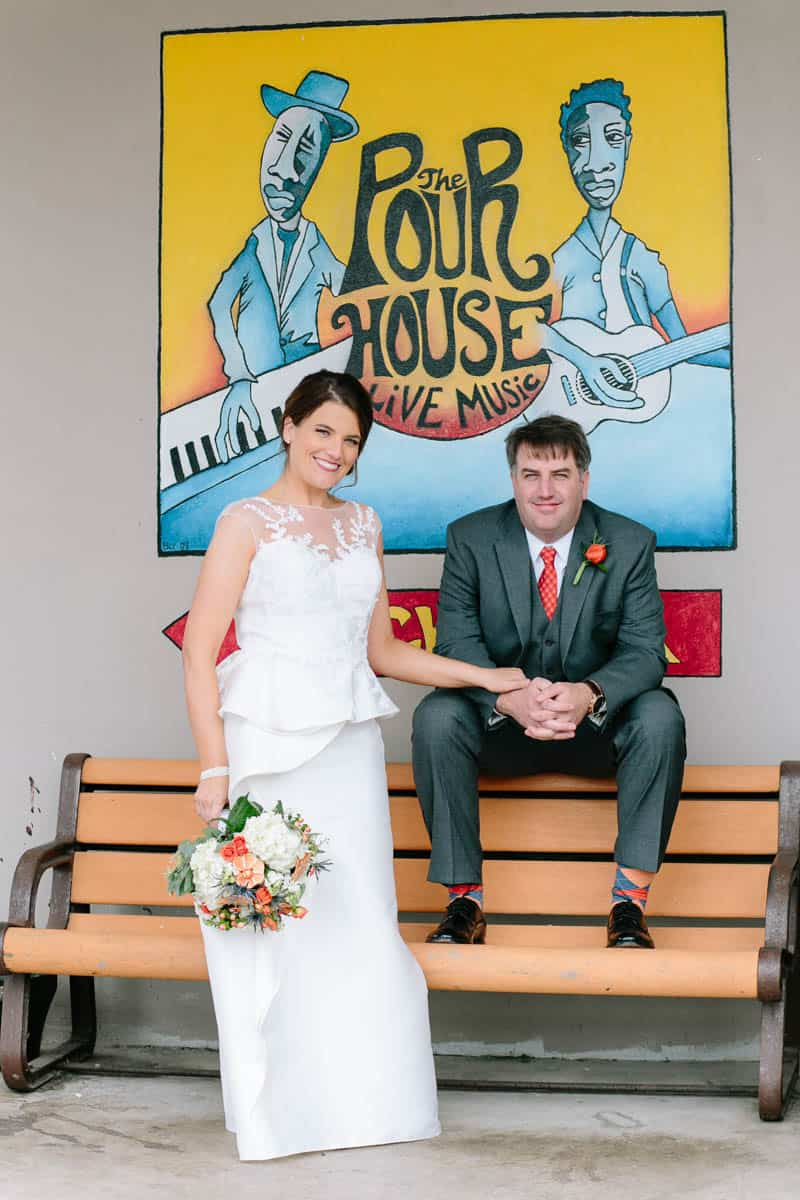 INTIMATE WEDDING IN THE COLORFUL CHARLESTON POUR HOUSE TAVERN (20)