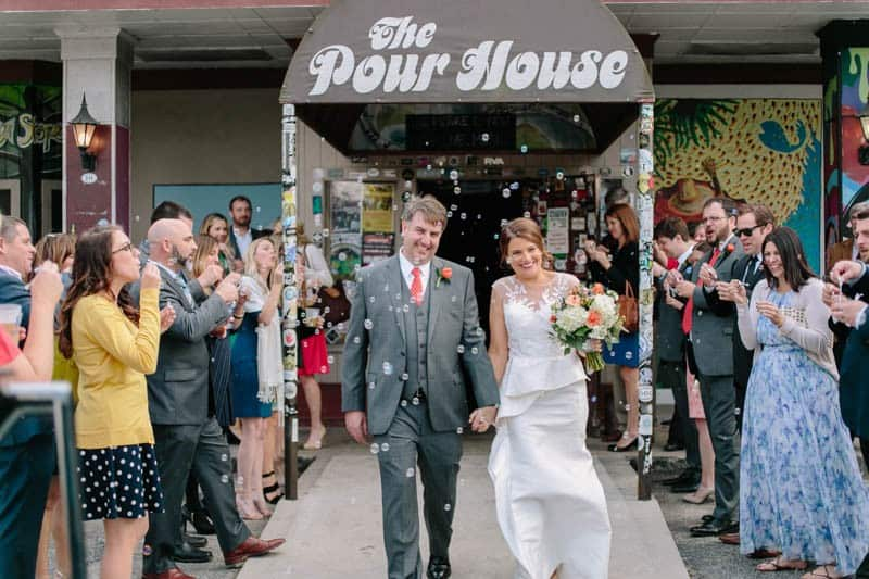 INTIMATE WEDDING IN THE COLORFUL CHARLESTON POUR HOUSE TAVERN (30)
