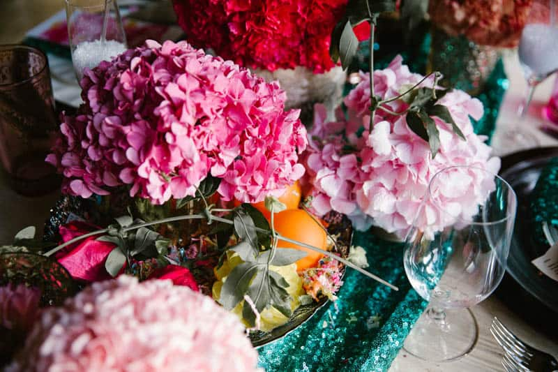 PLAYFUL & ROMANTIC KATY PERRY INSPIRED WEDDING WITH COLORFUL BALLOON ARCH (13)