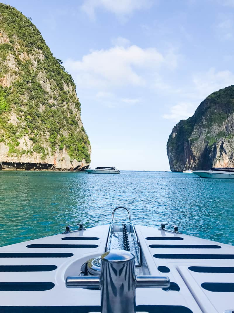 Phuket Thailand Travel Guide What to do Phi Phi where to stay food eating town honeymoon blogger-45