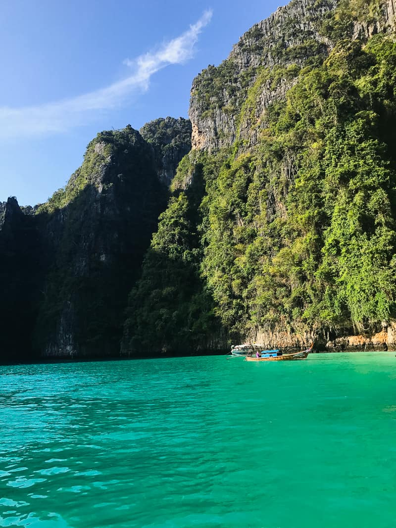 Phuket Thailand Travel Guide What to do Phi Phi where to stay food eating town honeymoon blogger-54