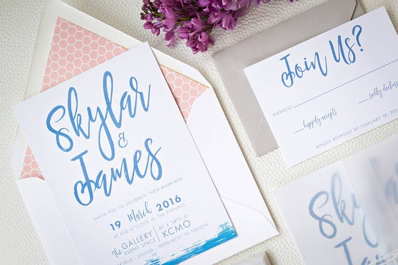UNIQUE PANTONE WATERCOLOR WEDDING IDEAS (2)