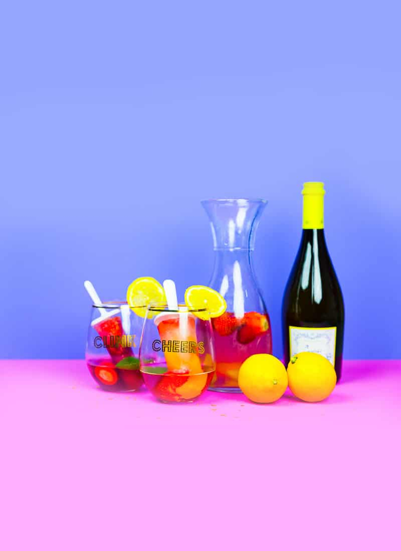 Boozy Adult Popsicles Lolly Ice Cocktail Recipe Drinks Summer Fruit-5