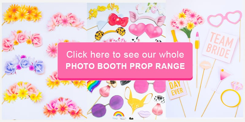 Photo booth Props Button