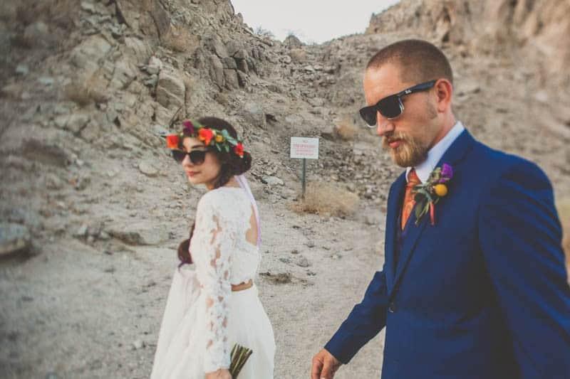 COACHELLA INSPIRED FESTIVAL WEDDING IN THE DESERT (27)