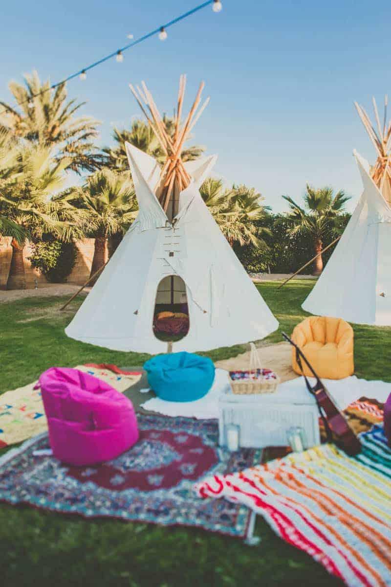 COACHELLA INSPIRED FESTIVAL WEDDING IN THE DESERT (30)