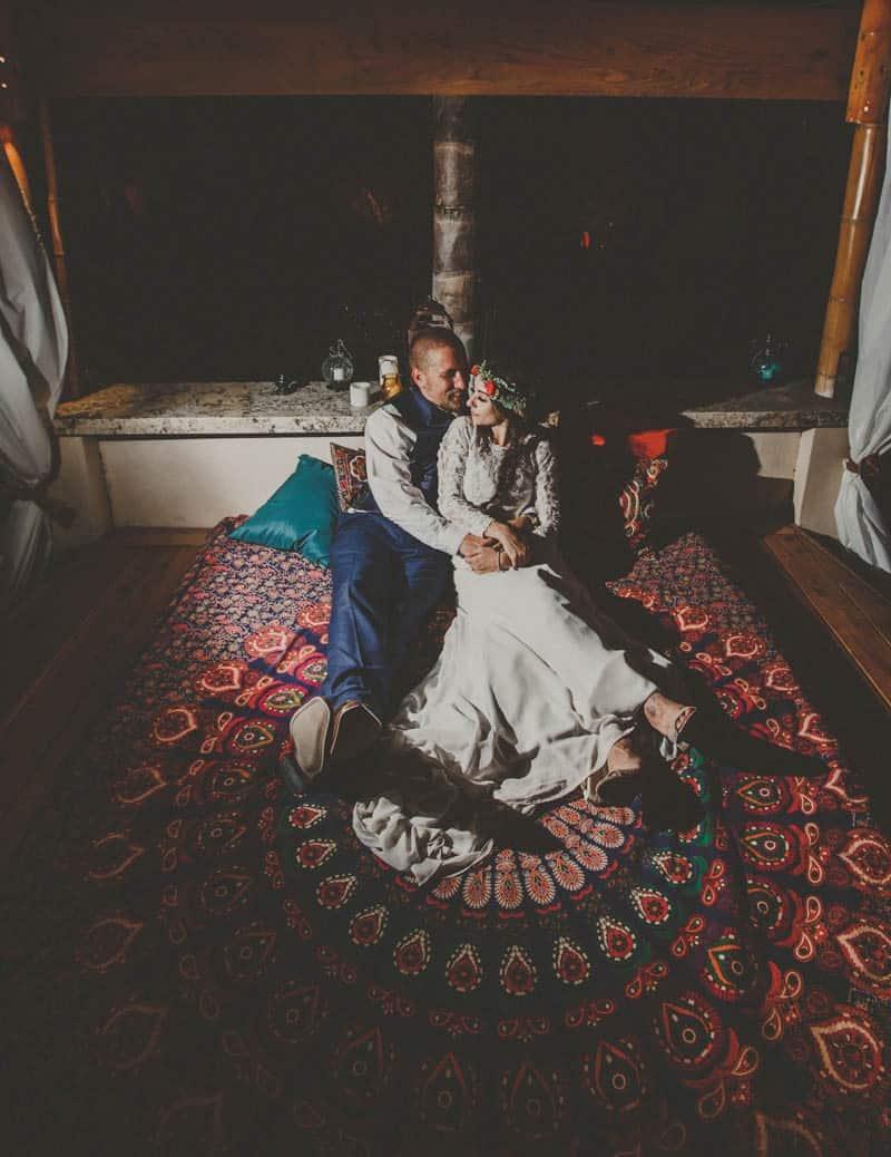 COACHELLA INSPIRED FESTIVAL WEDDING IN THE DESERT (50)