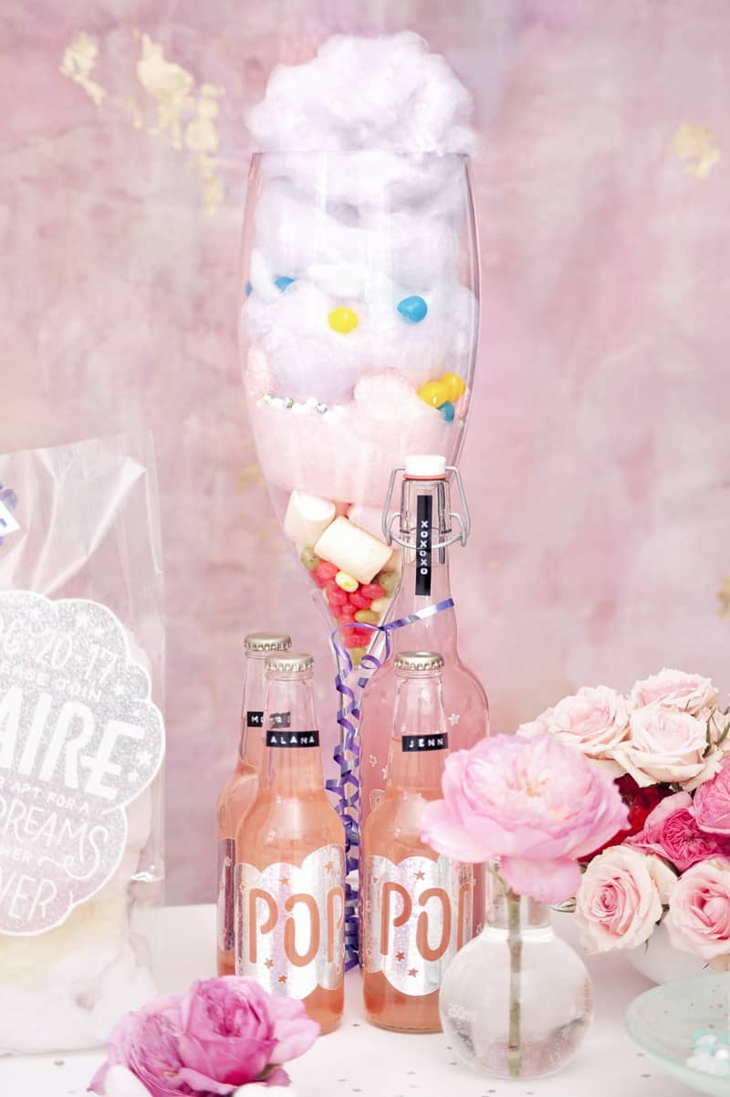 SWEET PINK PASTEL UNICORN BRIDAL SHOWER HEN PARTY SLEEPOVER (4)