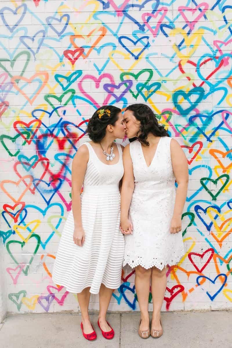 BLIND WHINO ARTS CENTRE RAINBOW SAME SEX WEDDING (2)